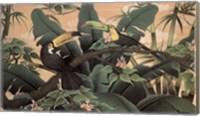 Toucans Fine Art Print