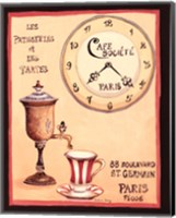 Cafe Societe Fine Art Print