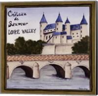 Loire Valley Fine Art Print