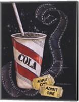 Cola Fine Art Print