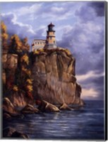 Split Rock Fine Art Print