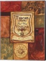Tuscan Vinegar Fine Art Print