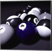 Four Ball Fine Art Print
