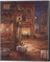 Cafe Marie Fine Art Print