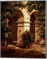 Monastery Fine Art Print
