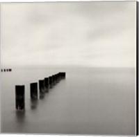 Lake Michigan Morning, Chicago, Illinois, 2001 Fine Art Print