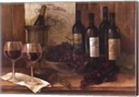 Vintage Wine Fine Art Print