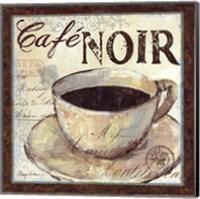 Cafe du Matin II Fine Art Print