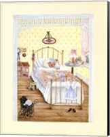 Girl's Bedroom Fine Art Print