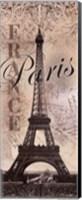Eiffel Tower Fine Art Print