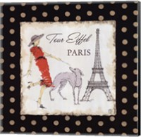 Ladies in Paris II Fine Art Print