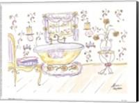 Yellow Tub Fine Art Print