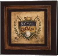Golf Royal - petite Fine Art Print