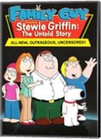 Family Guy Stewie Griffin Untold Story Fine Art Print