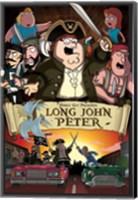 Family Guy Logn John Peter Fine Art Print