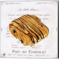 Pain au Chocolat Fine Art Print