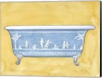 English Bath Fine Art Print