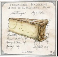 Fromages IV Fine Art Print