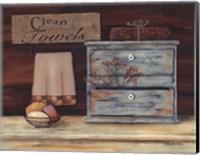 Clean Towels Fine Art Print