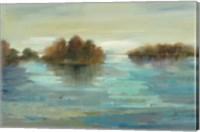 Serenity on the River Fine Art Print