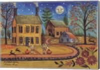 Autumn Moon Fine Art Print