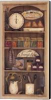 Farmhouse Pantry I Fine Art Print