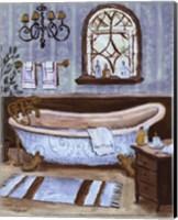 Tranquil Tub II - mini Fine Art Print