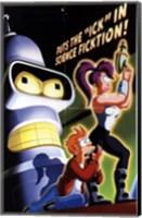 Futurama: The Beast with a Billion Backs Wall Poster