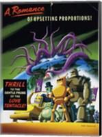Futurama: The Beast with a Billion Backs TV Show Wall Poster