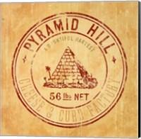 Pyramid Hill Fine Art Print