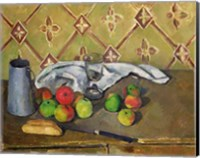 Fruit, Serviette and Milk Jug, c.1879-82 Fine Art Print
