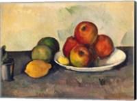 Still life with Apples, c.1890 Fine Art Print