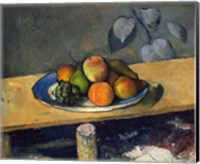 Apples, Pears and Grapes, c.1879 Fine Art Print