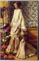 Portrait of Rapha, 1871 Fine Art Print