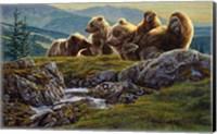 Above the Ridge Fine Art Print