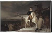 The Passage of the Delaware, 1819 Fine Art Print
