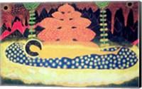 Composition, 1908 Fine Art Print