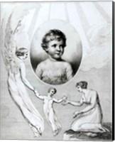 Mary Wollstonecraft Shelley Fine Art Print