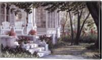 Country Porch Fine Art Print