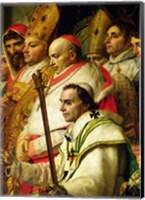 The Consecration of the Emperor Napoleon Fine Art Print