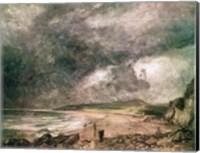 Wivenhoe Park, Essex, 1816 Fine Art Print