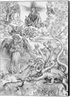 Apocalyptical scene, from the 'Apocalypse' Fine Art Print
