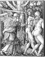 The Expulsion from Paradise, 1510 Fine Art Print