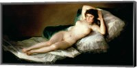 The Naked Maja, c.1800 Fine Art Print