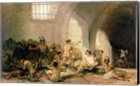 The Madhouse, 1812-15 Fine Art Print