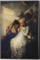 Time of the Old Women, 1820 Fine Art Print