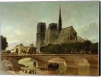 Notre Dame, Paris, 1884 Fine Art Print