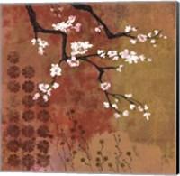 Japanese Branch Floral Fine Art Print