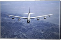 B-52 Bomber Fine Art Print