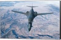 U.S. Air Force B1-B Bomber Fine Art Print